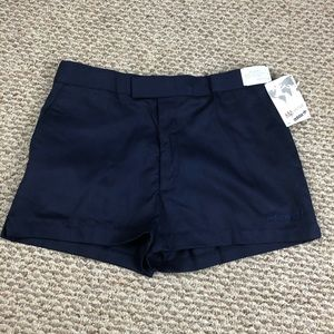 SOLD ❗️Vintage Adidas 1980s Navy Blue Shorts